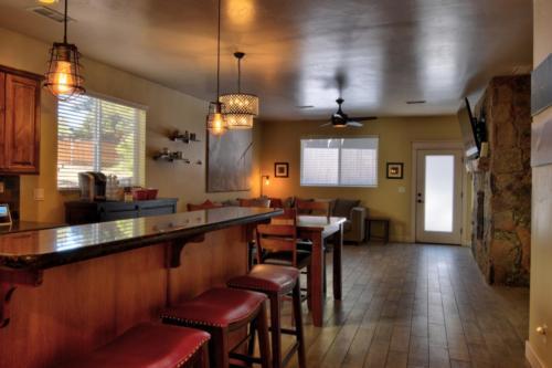 Topaz Kitchen and Living